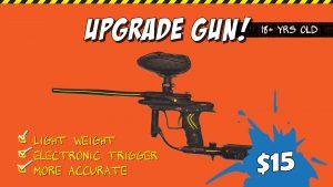 upgrade paintball gun price