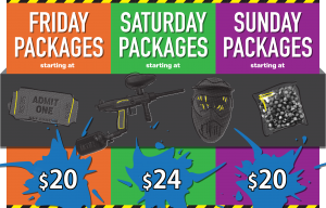 Splatball mn Pricing