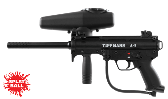 Tippmann Paintball A5 Paintball Marker