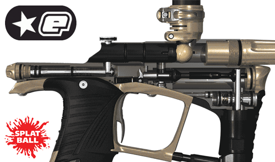 Minneapolis, MN Paintball Store | Planet Eclipse Paintball Products