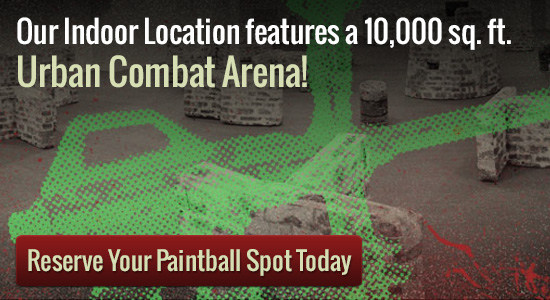 biggest paintball field