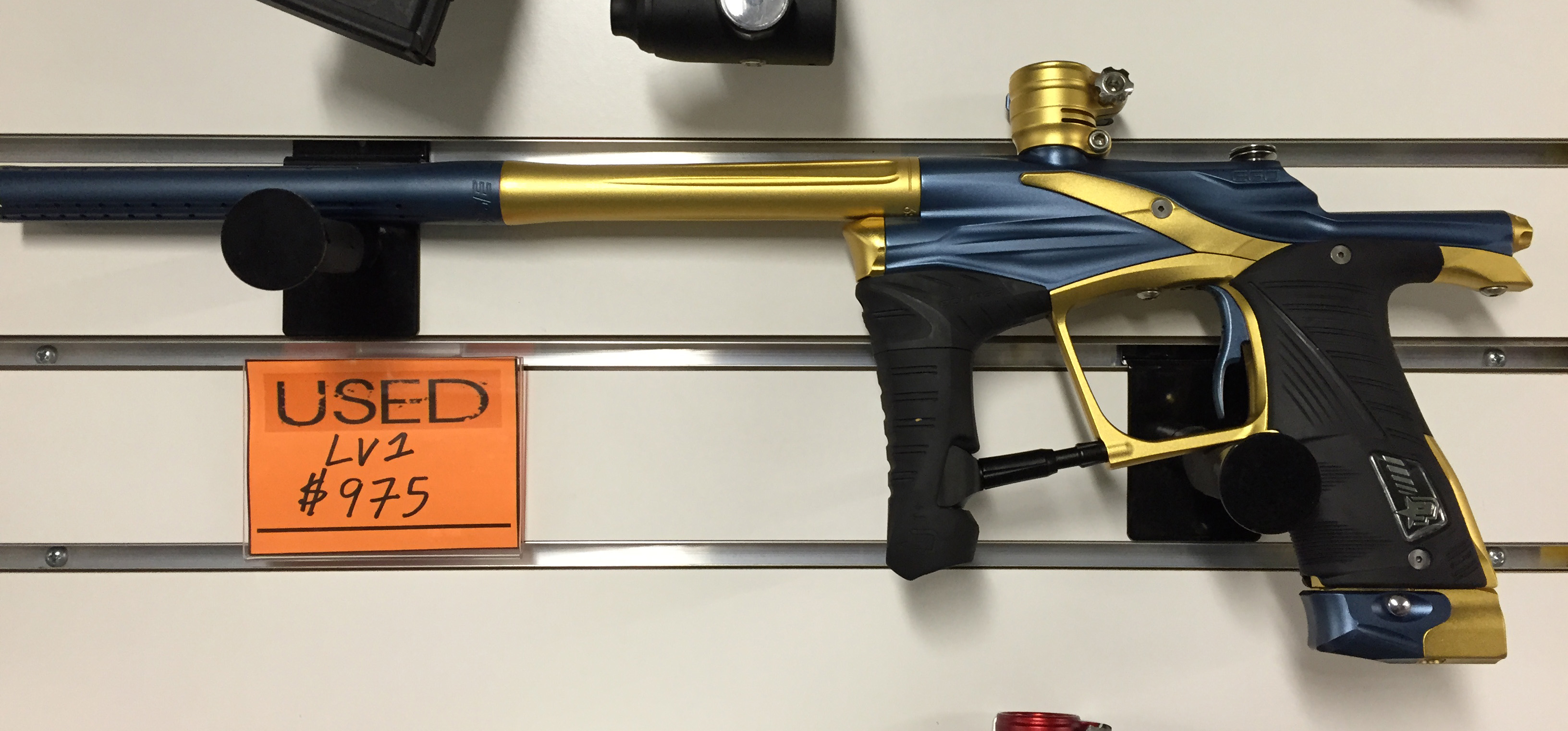 Gold/Navy LV1 $975