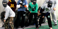 low impact paintball mn
