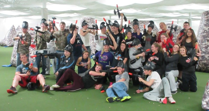 Paintball-Party-MN