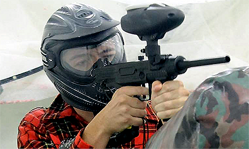best paintball gears for beginners