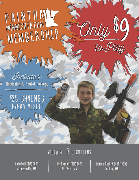 paintball mn membership