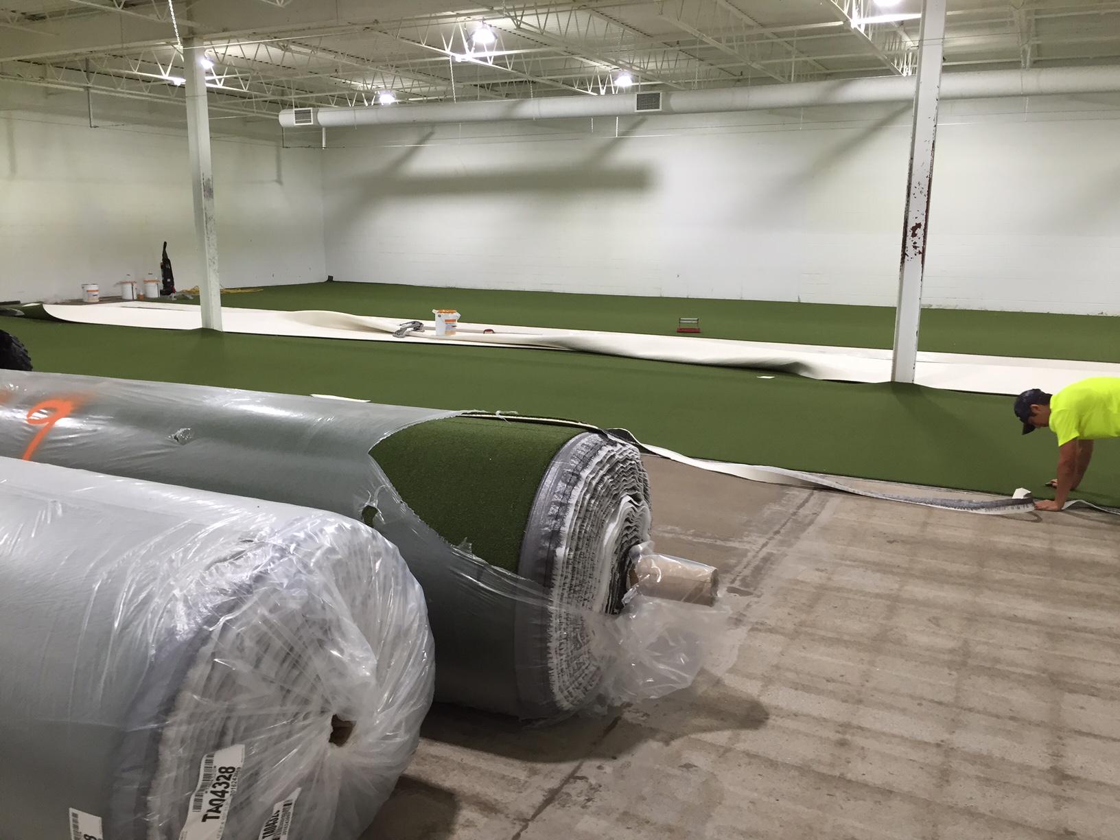 splatball paintball turf