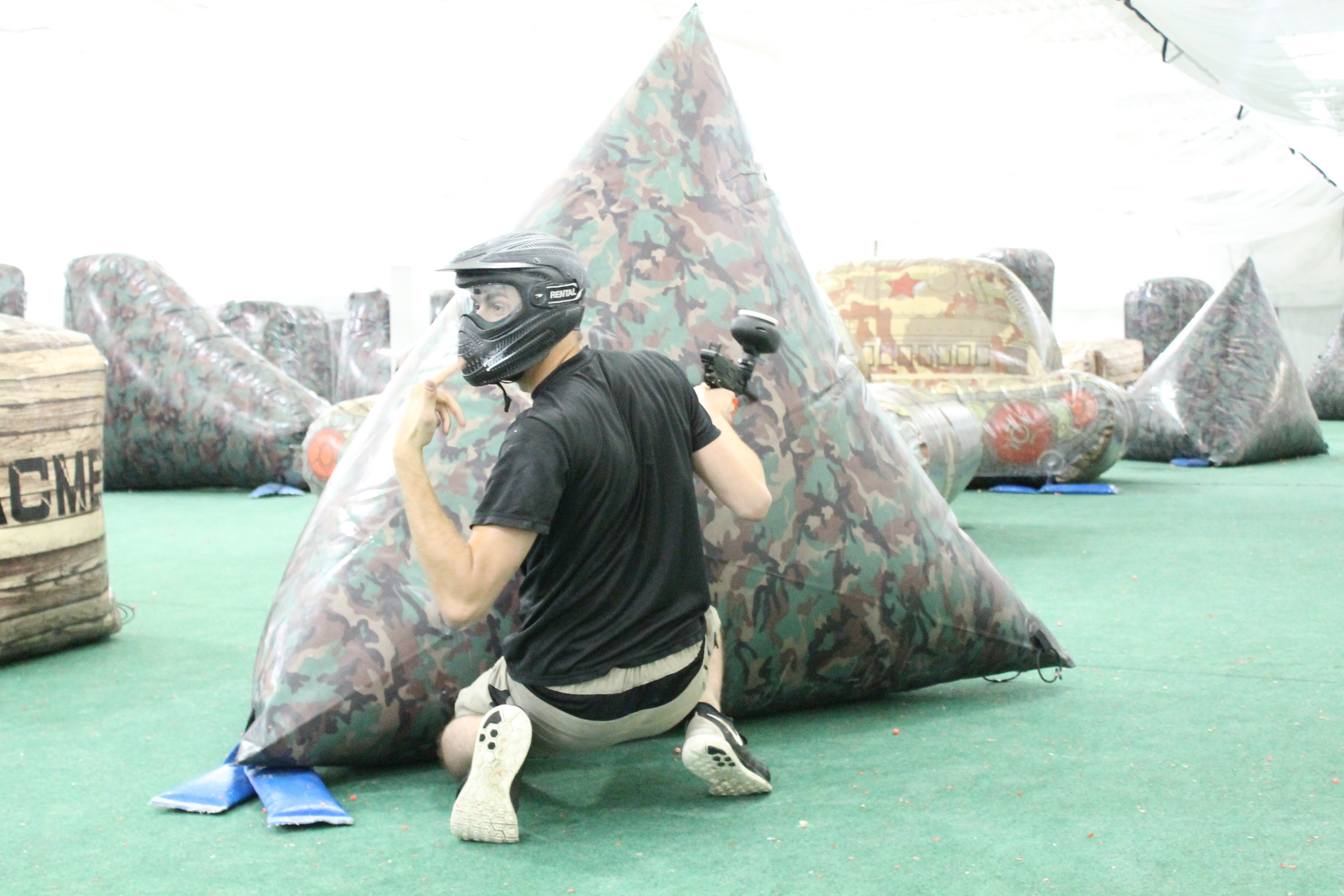 Paintball parties - bachelor party