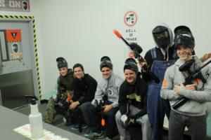 minneapolis paintball