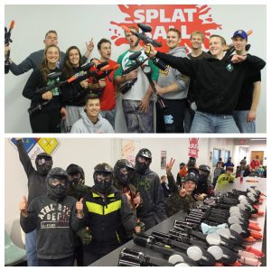 private paintball mn
