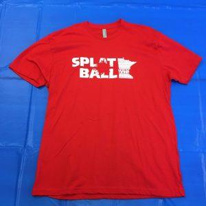 splatball shirt