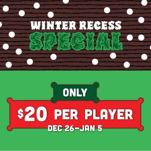 winter paintball deals