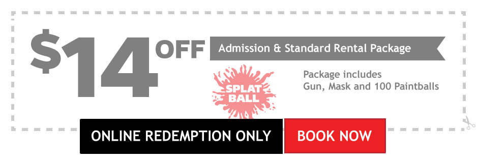 presidents day paintball coupon
